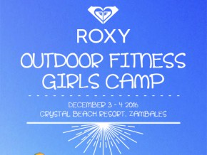 Roxy Outdoor Fitness Girls Camp