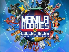 2nd Manila Hobbies and Collectibles Convention 2017