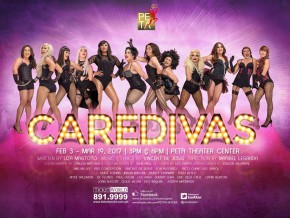 Hit Musical 'Care Divas' opens PETA's 50th Year Celebration