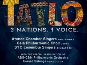 TATLO: 3 Nations, 1 Voice