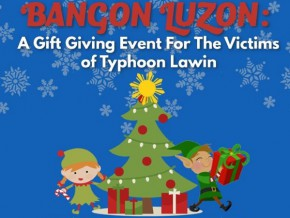 Celebrate the true spirit of Christmas with UNESCO Club UST's Bangon Luzon