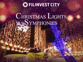 Christmas Lights Symphonies at Filinvest City on Dec 1 to 31, 2016