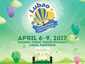 Lubao International Balloon and Music Festival 2017