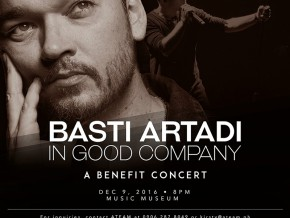 Basti Artadi in Good Company: A Benefit Concert