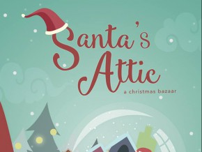 Santa's Attic: A Christmas Bazaar