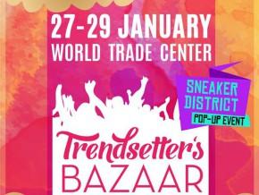 Trendsetter's Bazaar: Start of the Year Sale