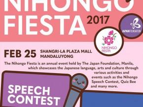 Nihongo Fiesta 2017 in Manila