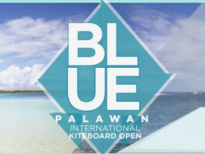 Blue Palawan Kite board Open 2017