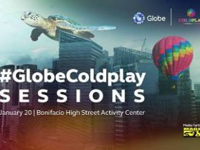 Globe Coldplay Sessions