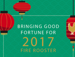 Celebrate the Year of the Fire Rooster at Century City Mall