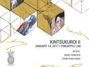 "Art Exhibit ""Kintsukuroi // Embracing Damage"" opens Jan. 14"