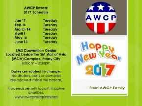 AWCP Bazaar 2017