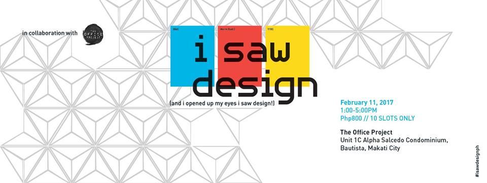 i saw design