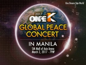 Top K-pop Idols to perform at '2017 ONE K Global Peace Concert' in Manila