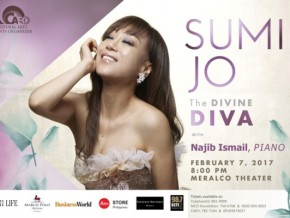 Sumi Jo: The Divine Diva in Manila
