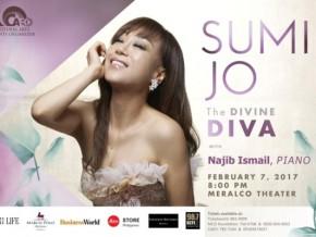 Sumi Jo: The Divine Diva in Manila