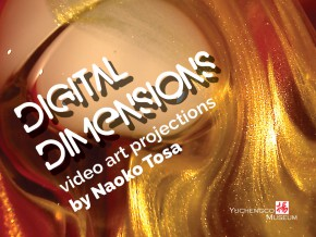 Japanese Video Art at Yuchengco Museum: Digital Dimensions by Naoko Tosa