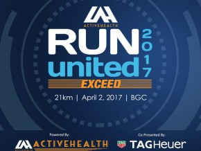 Run United Exceed 2017 in BGC