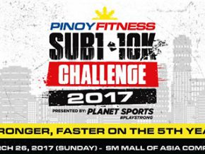 The 'Holy Grail' of runners: Pinoy Fitness Sub1 10K Challenge
