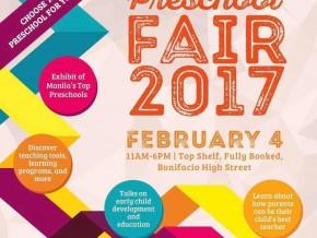 Preschool Fair 2017
