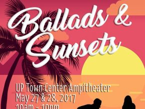 Ballads and Sunsets Summer Bazaar