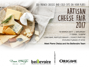 Artisan Cheese Fair 2017