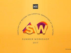 Power Mac Center Summer Workshop for Kids 2017