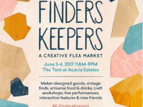 Finders Keepers: A Creative Flea Market