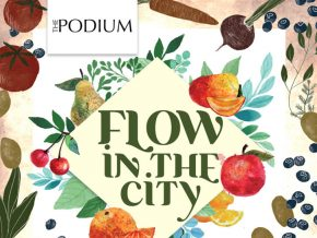 Flow In The City: Fashion Food Wellness – March 24-26