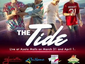 The Tide LIVE at Ayala Malls 2017