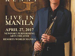 Kenny G live in Manila
