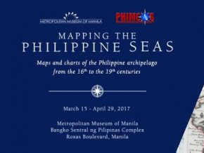 Mapping the Philippine Seas Exhibit at the MET 2017