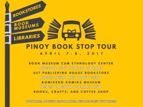 Pinoy Book Stop Tour 2017