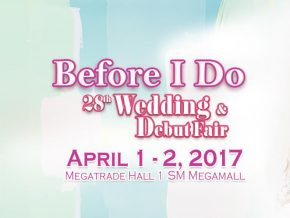 """Check out Before I Do Wedding and Debut Fair before you say """"I Do"""""""