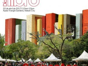 Dia del Libro on April 22 in Ayala Triangle Gardens, Makati City