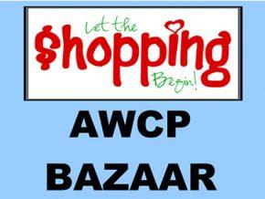 Let the pre-Summer 2017 shopping begin at AWCP's Bazaar