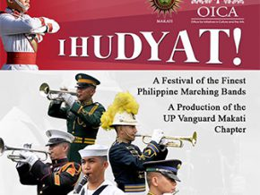 Witness the country's finest marching bands at IHUDYAT! 2017
