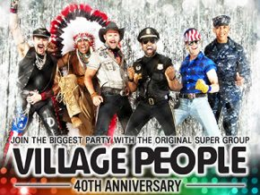 Village People Coming to Manila for their 40th anniversary!