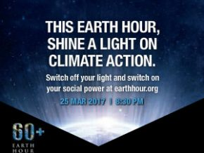 #EarthHourPH2017 set for March 25th