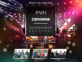 Music and style meet at the Mega Man x Converse Music and Fashion Festival