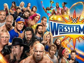 Wrestlemania 33 Philippine Viewing Party @ Skinny Mike's