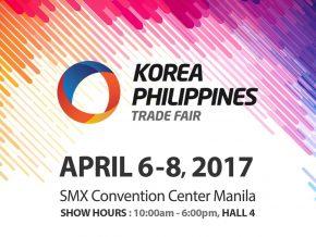 Korea Philippines Trade Fair 2017