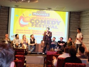 Magners International Comedy Festival in Manila