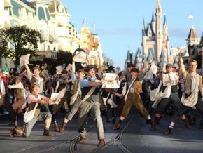 Disney's Newsies, The Broadway Musical LIVE at the Globe Iconic Store, Bonifacio High Street in Taguig