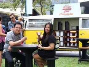 Coffee Beyond Warmth: The Giving Caravan