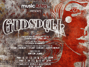 "Powered-faith musical ""Godspell"" LIVE in Manila"