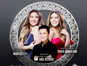 PLATINUM ft. Morisette Amon, Tanya Manalang with guest Ogie Alcasid