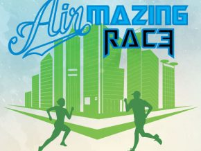Air-mazing Race 2017 in BGC