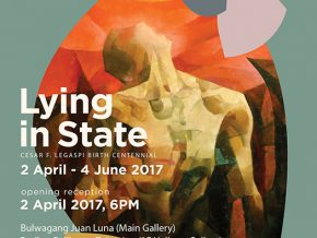 CCP celebrates 100 years of Cesar Legaspi in 'Lying in State'