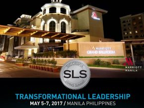 Successful Living Summit Transformational Leadership on May 5-7
